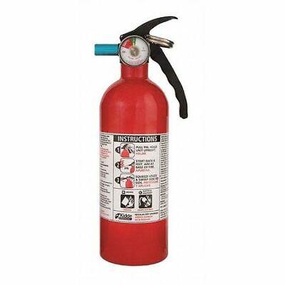 Kidde 21007077mtl Fire Extinguisher 5bc Dry Chemical 2 Lb