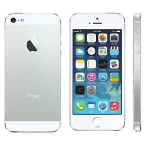 iPhone 5s 16GB Silver/Argent (Fido)