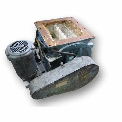 Used 13 Smoot Type 1 Rotary Valve Airlock