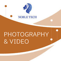 Photography Services in Nanaimo