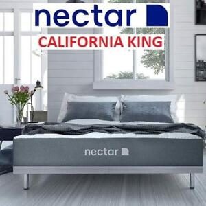NEW NECTAR MATTRESS CALIFORNIA KING 209838561 GEL MEMORY FOAM BED