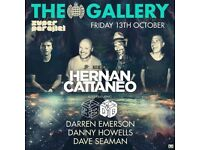 The Gallery: Hernan Cattaneo & 3D