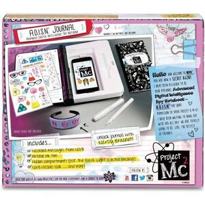 (Original packageing) Project Mc2 A.D.I.S.N Journal