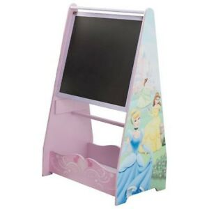 Chaulk/white board Disney princess art easel