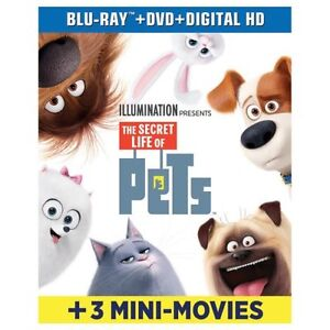 The Secret Life of Pets DVD - brand new