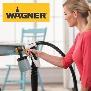 NEW WAGNER HVLP STATIONARY SPRAYER 0529054 207983190 STUDIO PLUS TOOL PAINT SPRAYER