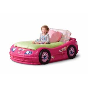 Little Tikes Pink Toddler Bed