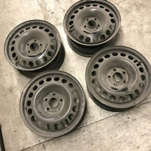 5x114.3 16 inch rims.  Great shape.  Set of four.