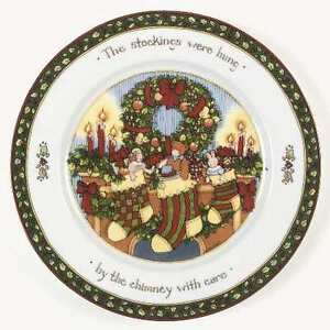 wanted: Xmas dinner set-Twas The Night Before Christmas Cambridge Kitchener Area image 2