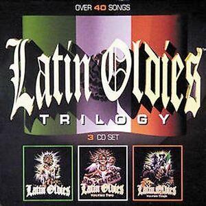 NEW Latin Oldies Trilogy [3 CD Box Set] (Audio CD)