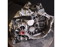 FORD FOCUS ST 2.5B 166KW 2006 GEARBOX CODE 666R