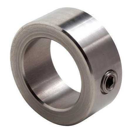 Dayton 1L639 Shaft Collar,Set Screw,1Pc,7/8 In,Ss