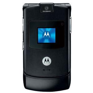 Motorola V3 Features
