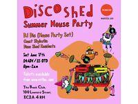 Disco Shed w/ DJ Die