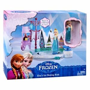 Brand New Disney Frozen Elsa's Ice Ice Skating Rink - $20