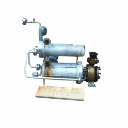 Used Hermetic Canned Motor Pump - Type Cnk 65-200