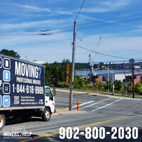 Hire Halifax's Favorite Movers!