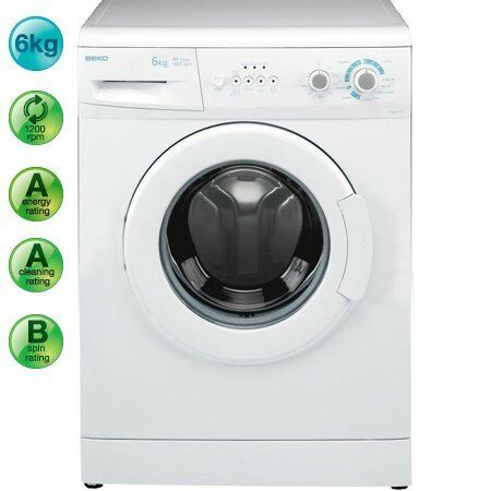 Beko 6kg washing machine in good clean working order with 3 months warranty Call/Text yourDMstorein Cambridge, CambridgeshireGumtree - Pictures uploaded tomorrow 3.12.16 For sale is a White Beko 6Kg Washing machine in good Clean working order Has been fully refurbished on top of this it comes with a 3 month warranty Can deliver locally install and remove old Machine if needed may...