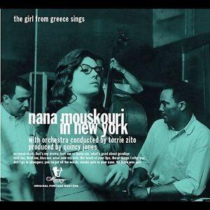 MOUSKOURI,NANA-NANA MOUSKOURI IN NE  (US IMPORT)  CD NEW