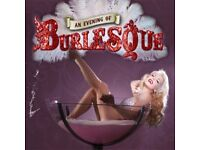 Evening of Burlesque