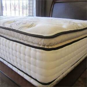 Luxury Mattress from Show Home Staging, SALE Thursday 5-7pm!!