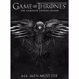 Game Of Thrones - Series 4 - Complete Game Of Thrones (Dvd/s) Brand New £10