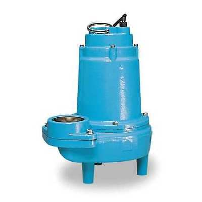 "LITTLE GIANT 16S-CIM 1 HP 3"" Manual Submersible Sewage Pump"