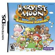 Nintendo DS Games Harvest Moon