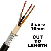 SWA Cable 16mm 3 Core