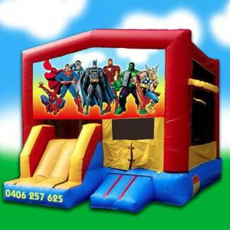 $189=SLIDE SUPERHEROES,CARS, HAPPY BIRTHDAY & MORE Free Delivery*