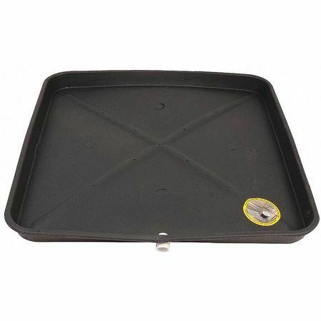 Diversitech 6-3030L Plastic Condensate Drain Pan,30X30