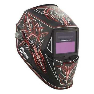 Miller Electric 271349 Welding Helmet Auto-darkening Type Nylon