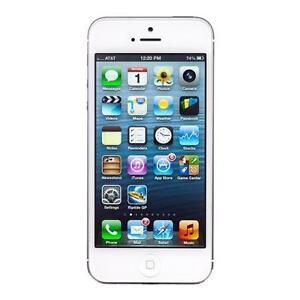 APPLE IPHONE 5 16GB UNLOCKED GSM SMARTPHONE-WHITE