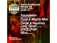 Garage Sessions: Official Carnival Afterparty
