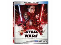 Star Wars THE LAST JEDI.