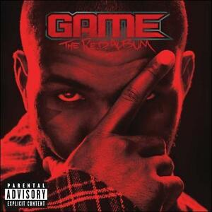 THE GAME The Red Album CD BRAND NEW