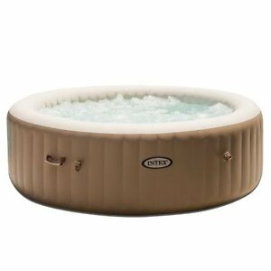 Intex Pure Spa Outdoor portable hot tub with bubble option