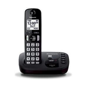 PANASONIC KX-TGD220 1.9GHZ EXPANDABLE CORDLESS PHONE