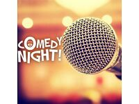 Comedy Night in Treetops Pavilion