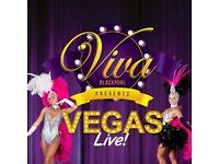 Viva Vegas Live! On June 13, 2017