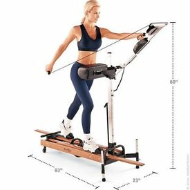 Nordic ski 3000 exercise/training machine