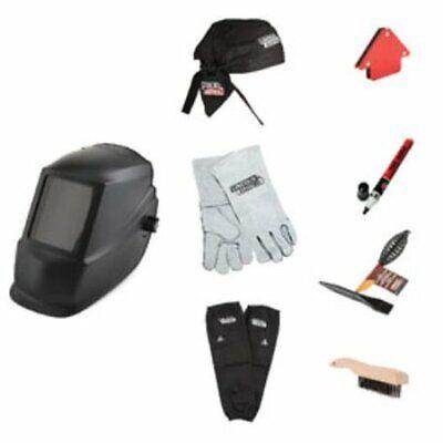 Lincoln Electric Auto-darkening Welding Helmet Starter Kit - Kh977