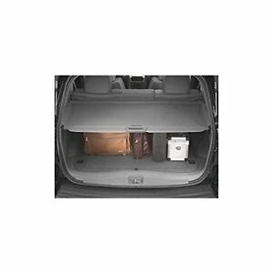 Jeep Grand Cherokee cargo area security cover