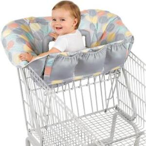 Comfort and Harmony shopping cart cover