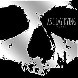 As I Lay Dying Decas (Uk) vinyl LP NEW sealed