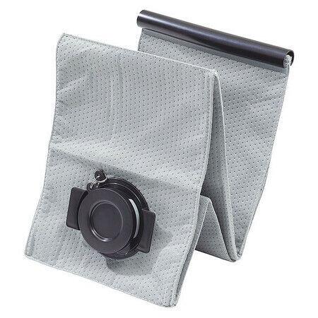 Nilfisk 107413556 Vacuum Bag, Dry, Reusable