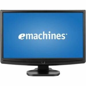 """eMachines E180HV b - LCD monitor - 18.5"""" In good condition"""