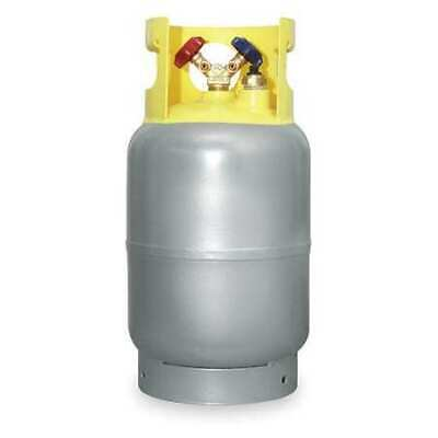 Zoro Select 4lzh2 Refrigerant Recovery Cylinder30 Lbs