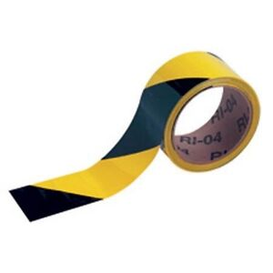 Safety Stripe Tape Roll. NEW