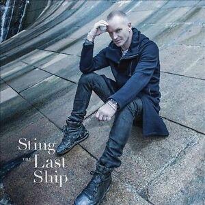 The-Last-Ship-Digipak-by-Sting-CD-Sep-2013-A-M-USA
